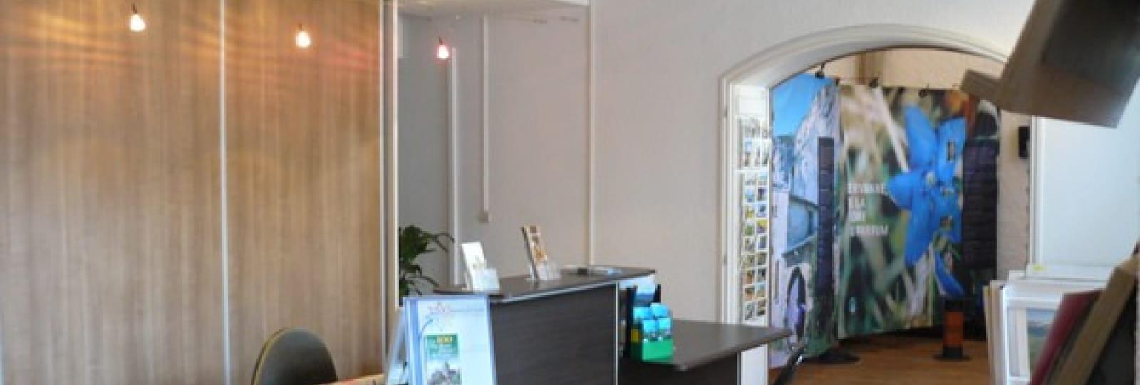 Office de tourisme Cœur de Drôme - Bureau de Crest
