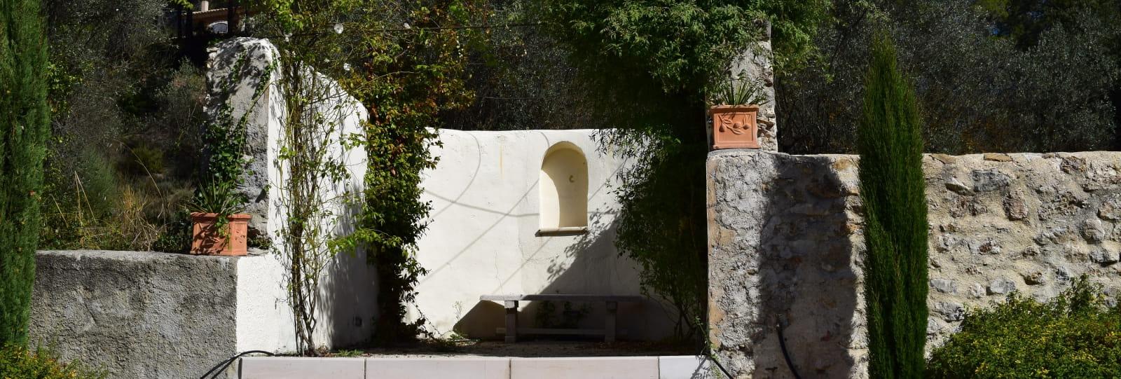 Jardin de l'église