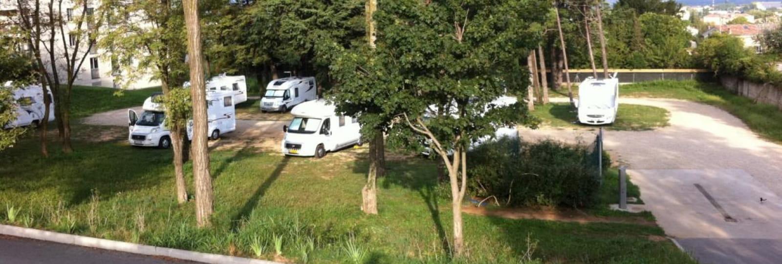 Aire Camping-Cars de Montélimar fermée!