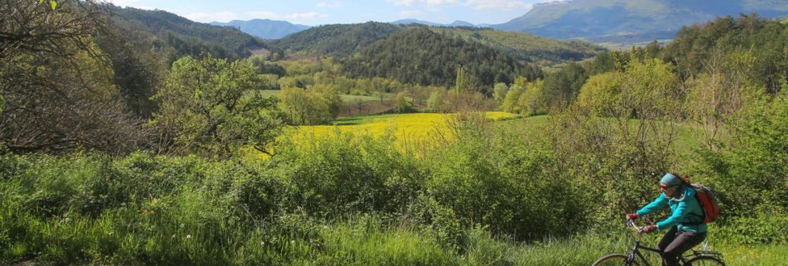 séjour au fil de l'eau dans la Drôme