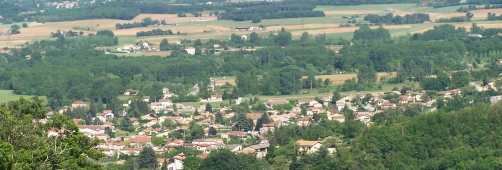 Village de St Barthélémy de Vals