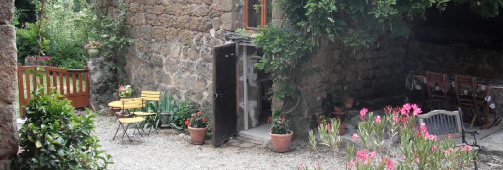 Gîte Petit Estancòt extérieur