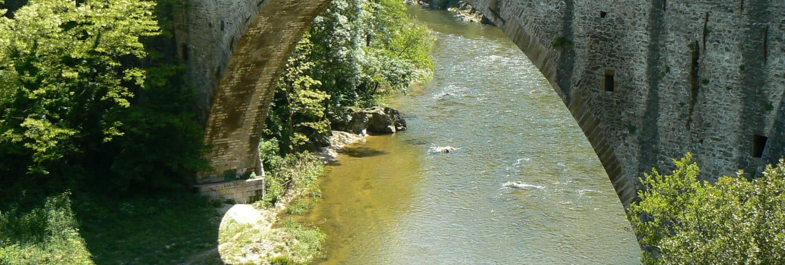 Grand Pont sur le Doux