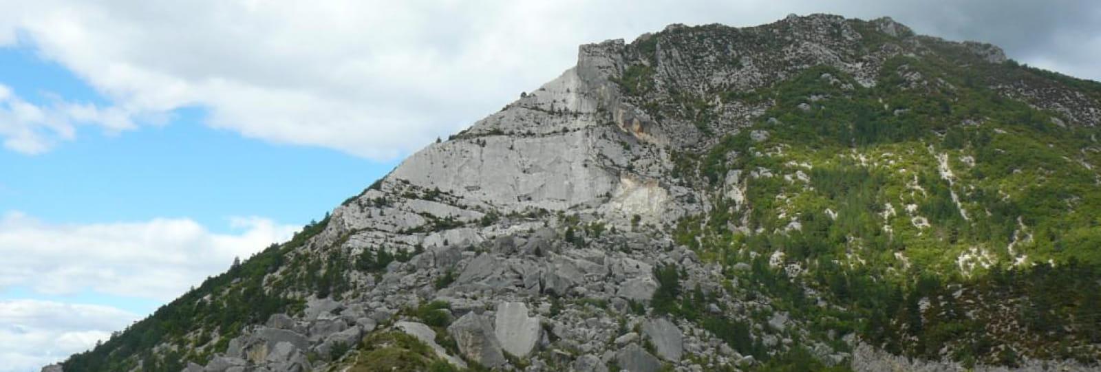 Claps de Luc et Saut de la Drôme
