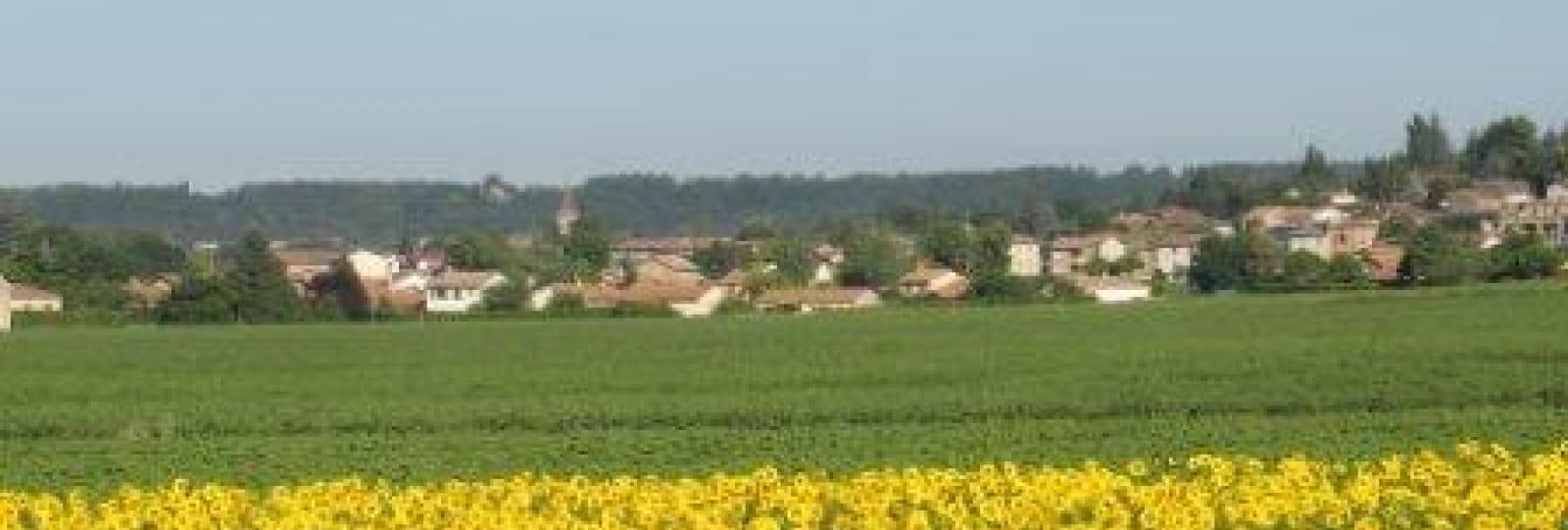 Village de Mours