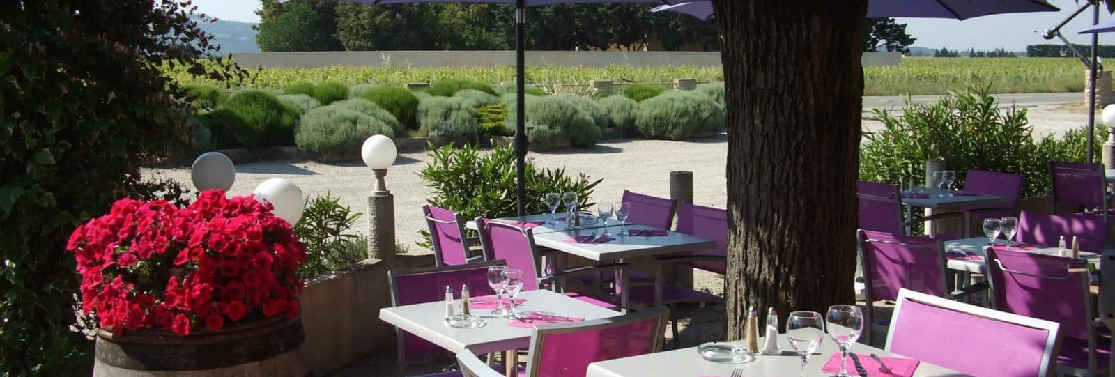 Restaurant Relais de Costebelle