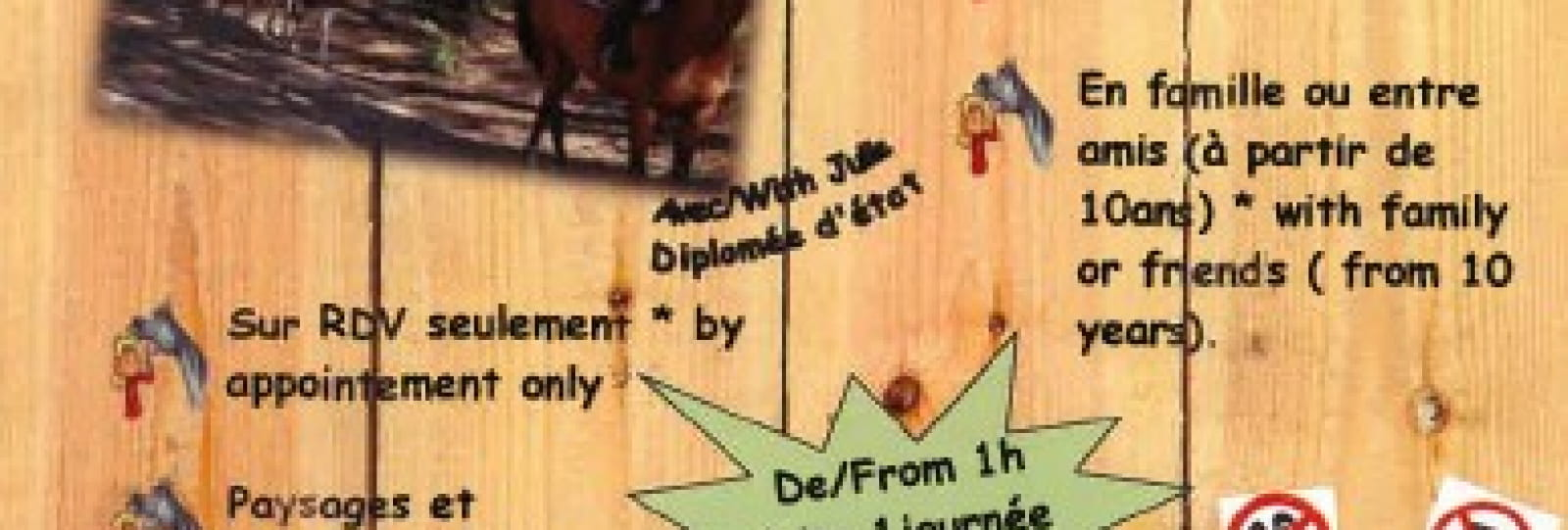 Sensations Equestres - Equitation & Poney