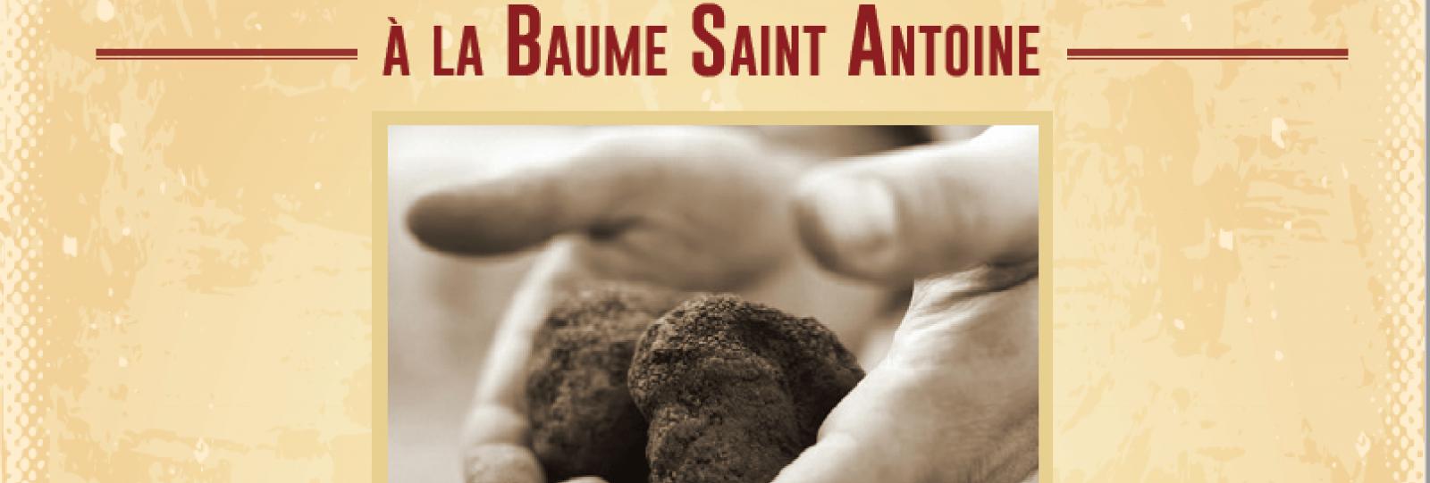 La Baume St Antoine - Romans