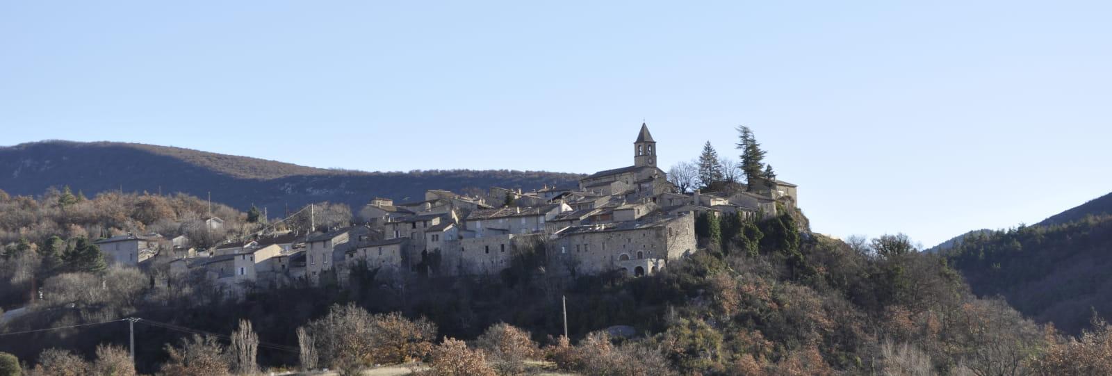 Saint-Auban-sur-l'Ouvèze