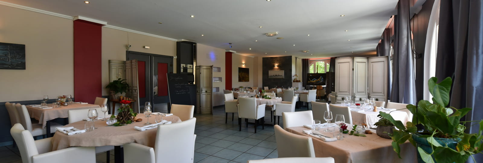 Restaurant le Castel Fleuri