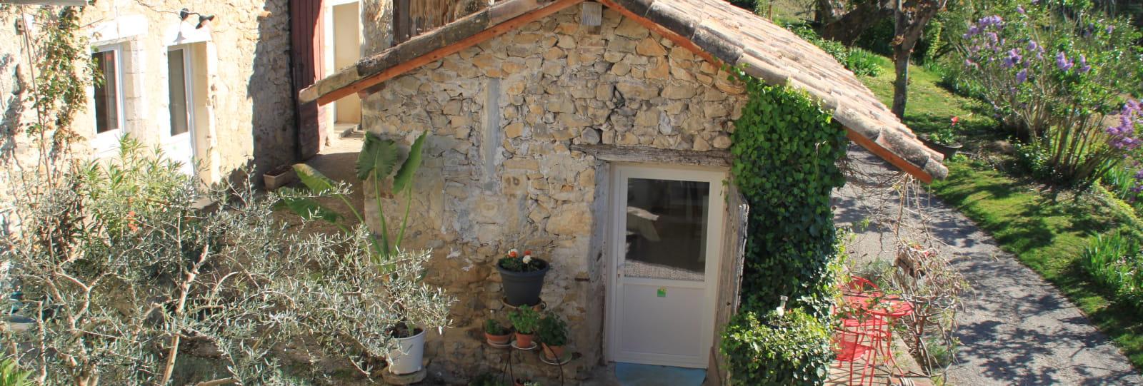 Vergers de la Bouligaire- Chez Elise et Gabriel