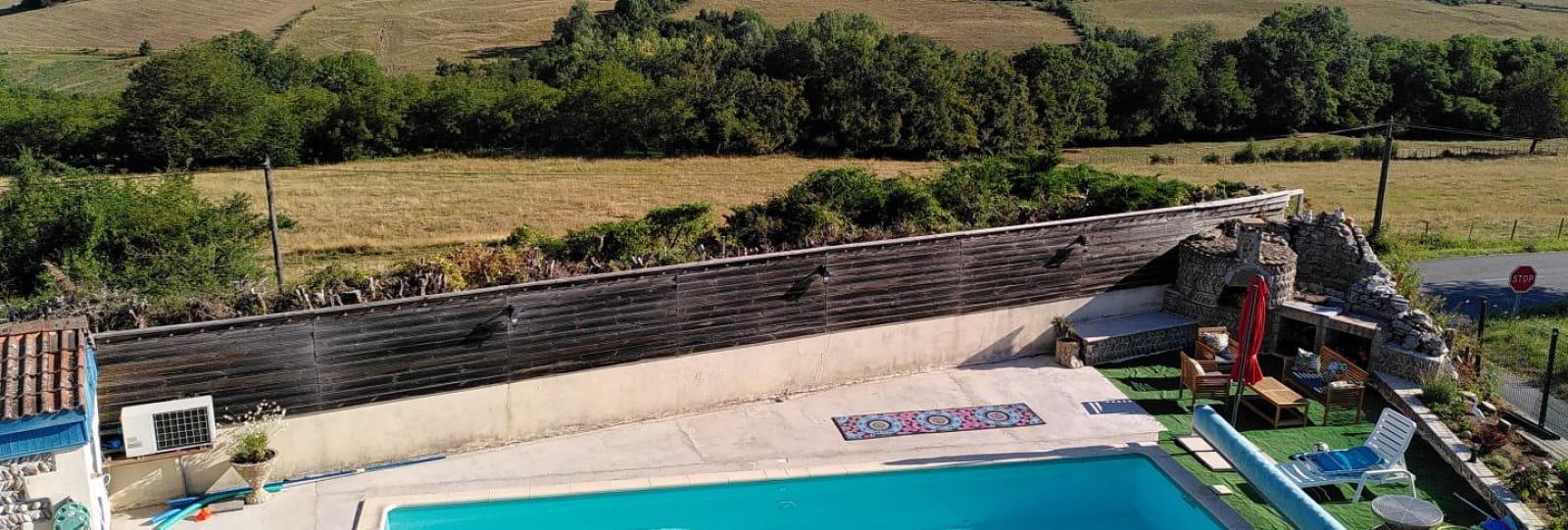piscine 10 mètres par 5 mètres