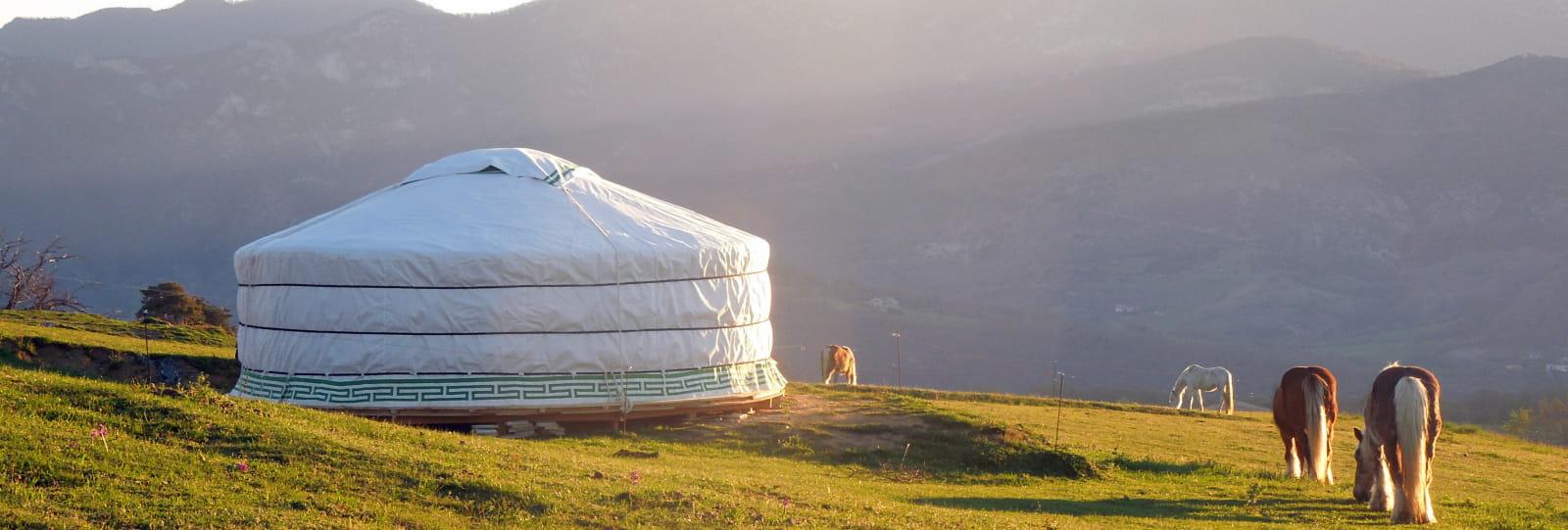 Week-end 'Expérience nomade et Bien-Être à Deux'