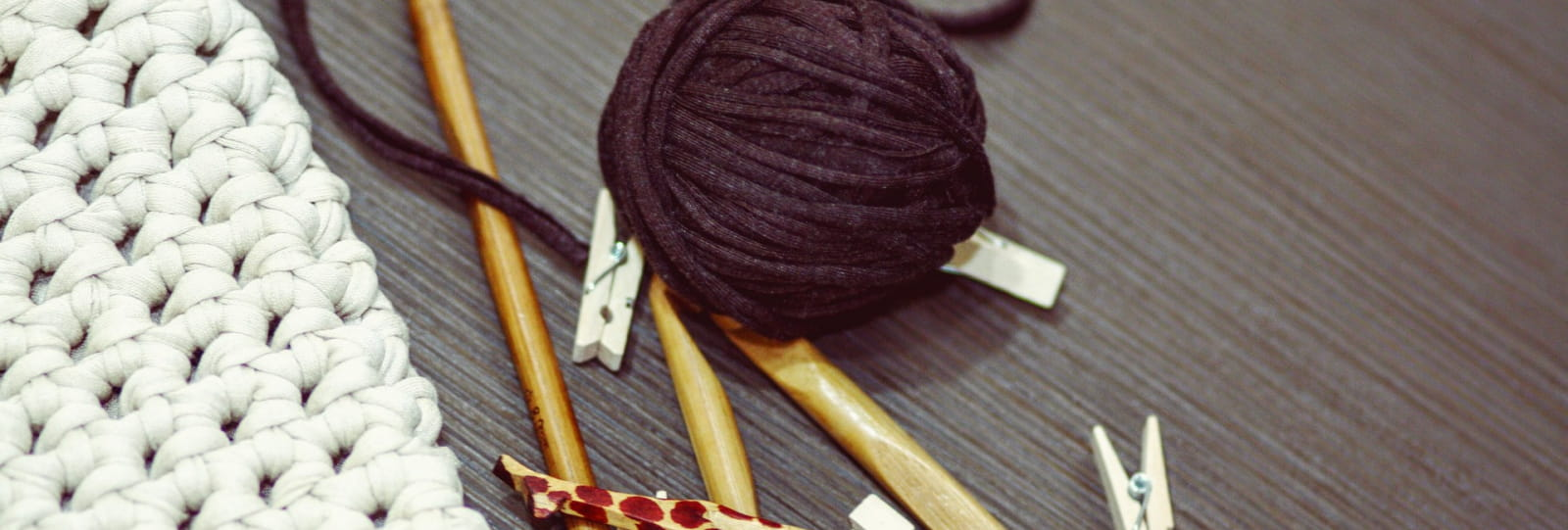 Atelier tricot et crochet ... - ANNULE