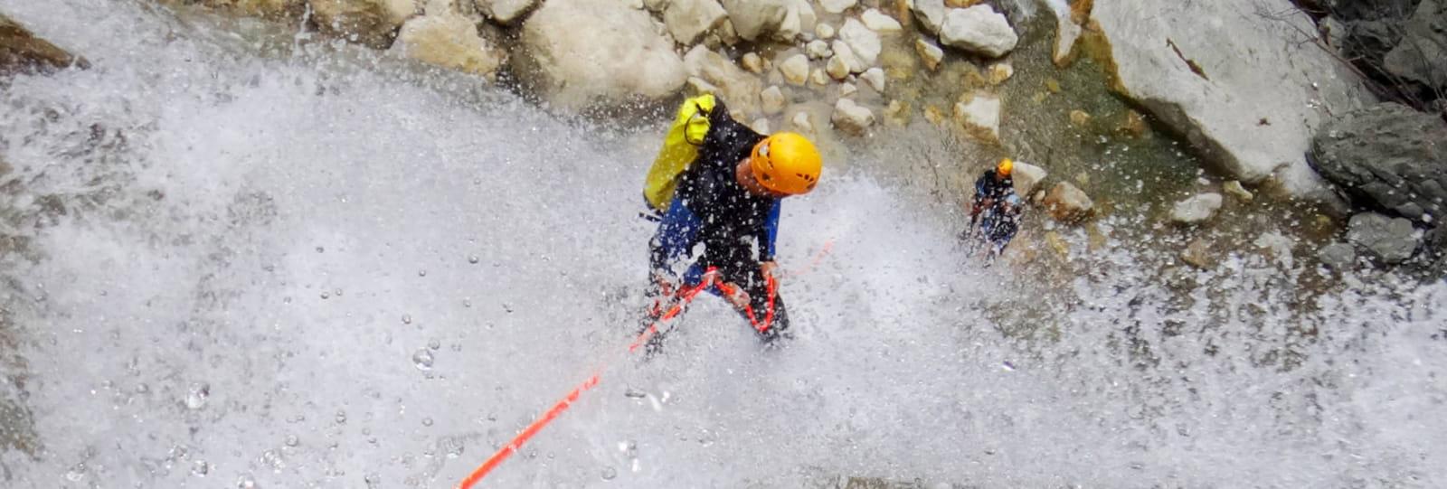 Rando, escalade, via ferrata, canyoning, rando aquatique, raquettes avec 'Rêve de Cimes