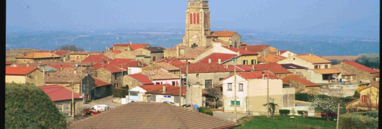 Village d'Eclassan