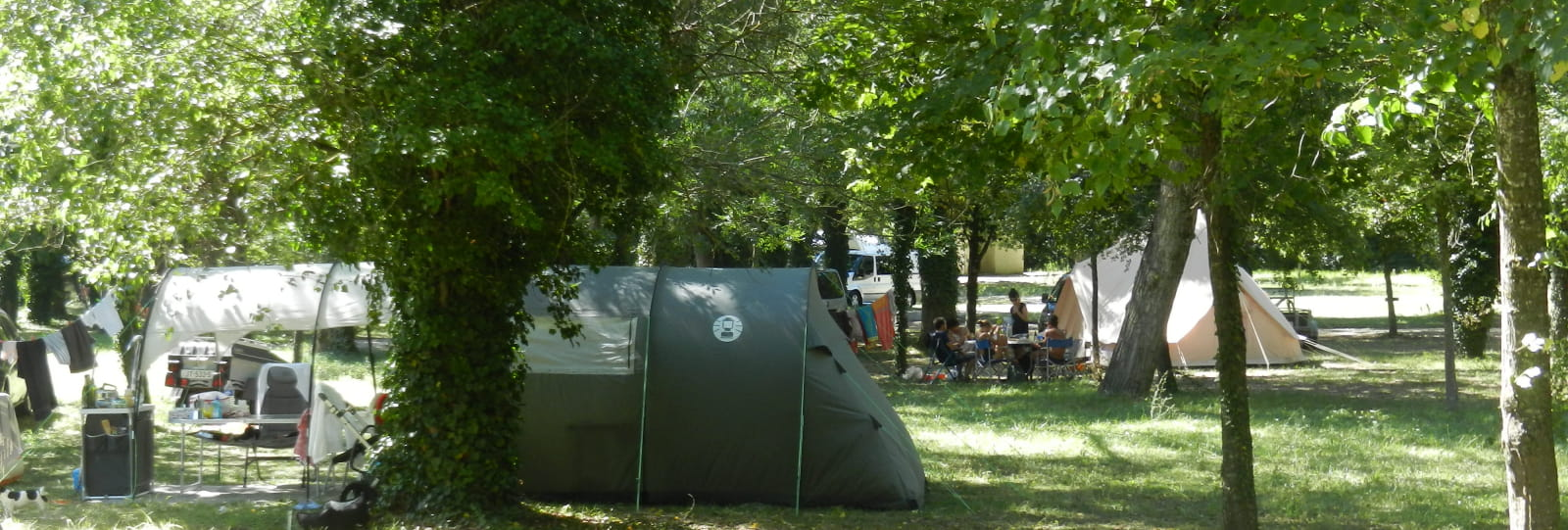 Aire Naturelle de Camping de la Cave Monge Granon