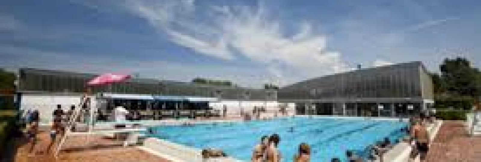 Piscine Camille Muffat - piscine fermée jusqu'en mai 2020