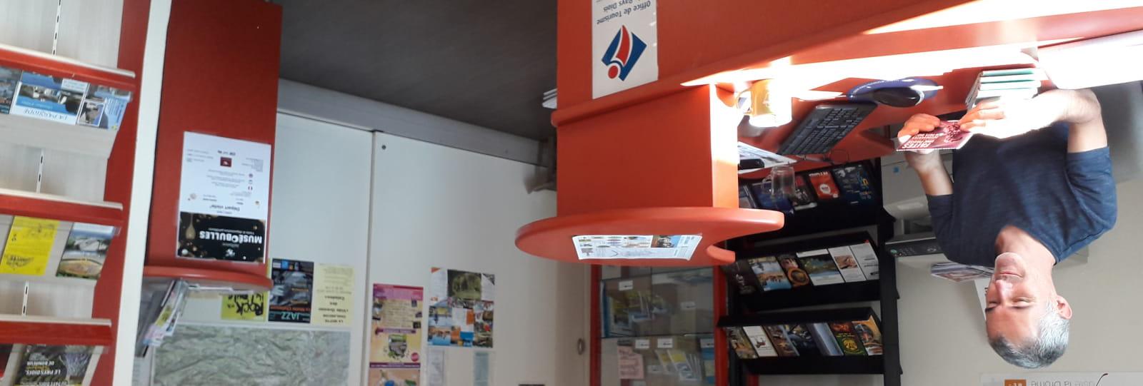 Office de Tourisme du Pays Diois - bureau de La Motte Chalancon