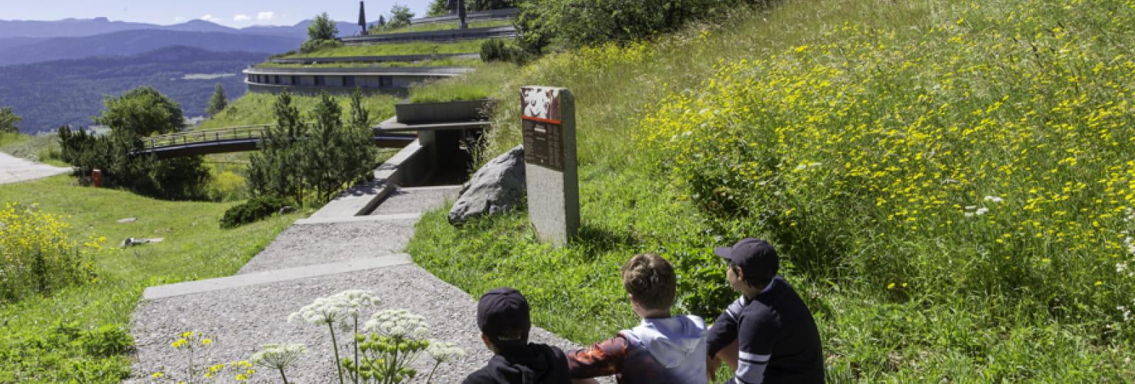 Mémorial de la Résistance en Vercors