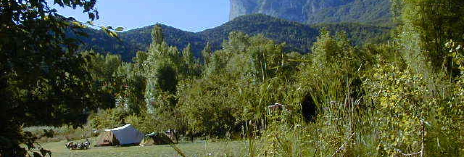 Aire Naturelle de Camping la Motte