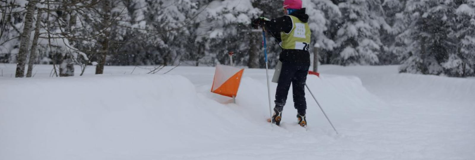 Espace Ski Orientation de Lus-La Jarjatte