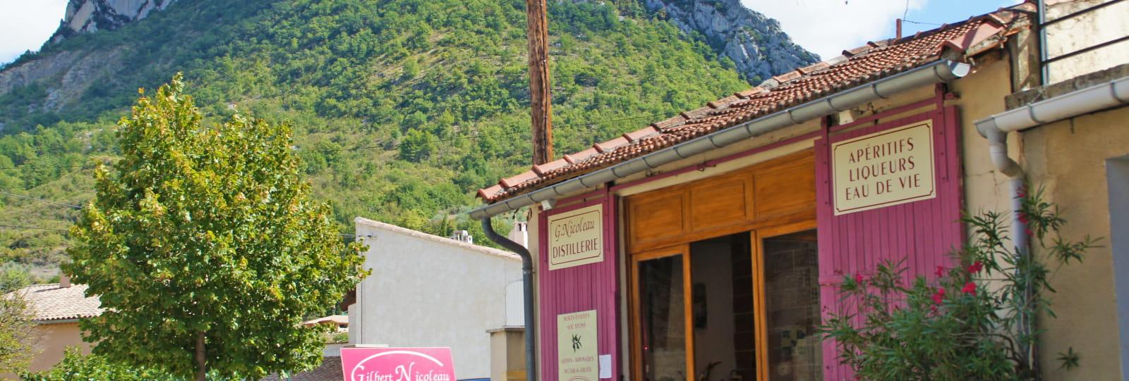 La Ferme d'Ollon - Distillerie Nicoleau