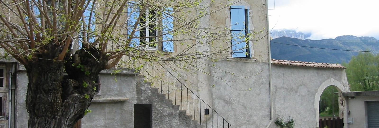 Domaine du Mûrier - Le Grand Veymont