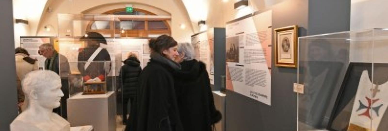 Centre d'Interprétation de l'Architecture et du Patrimoine : Valence ville militaire, sur les pas de Bonaparte