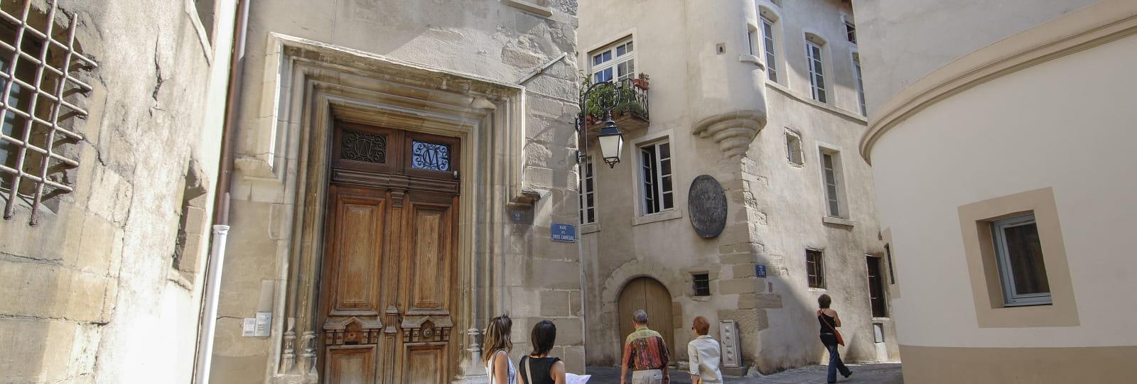 Le Centre Historique de Romans-sur-Isère