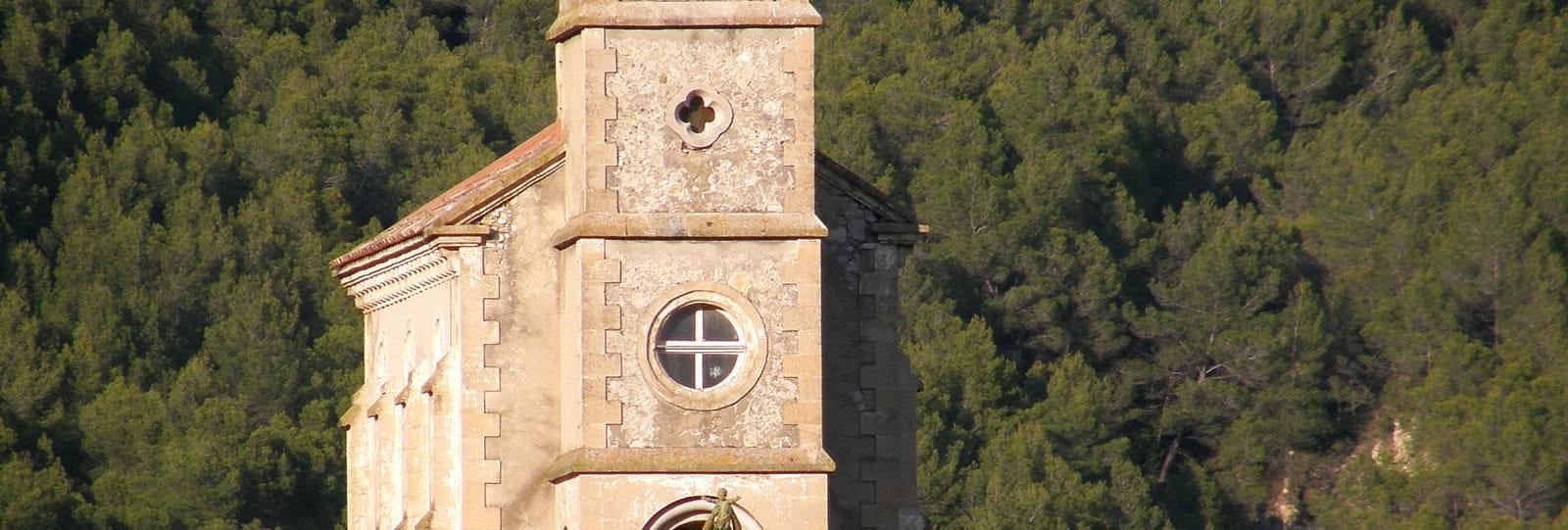 Chapelle Notre-Dame de la Consolation et Musée d'arts sacrés