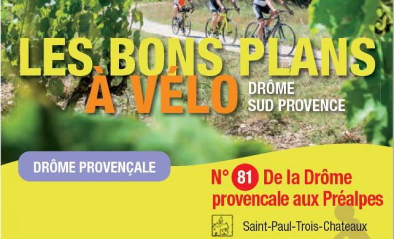 81 De la Drôme provençale aux préalpes