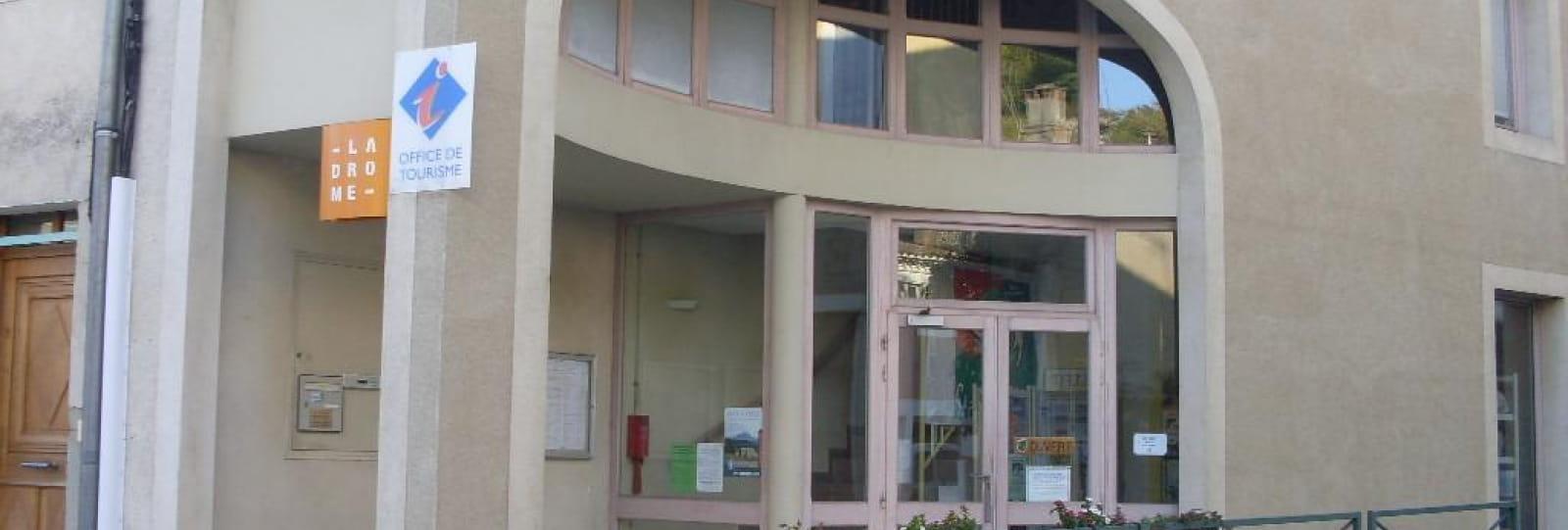 Office de Tourisme  Pays de Dieulefit-Bourdeaux  - Bureau Annexe de Bourdeaux