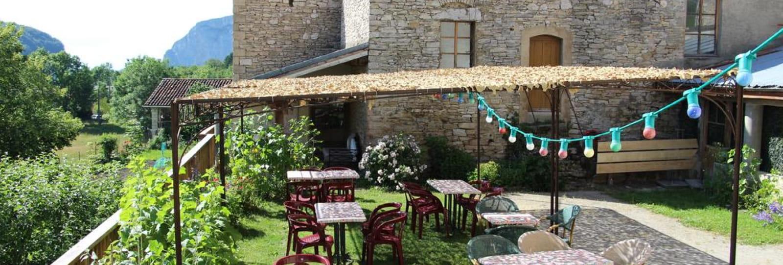 Restaurant Café Brochier