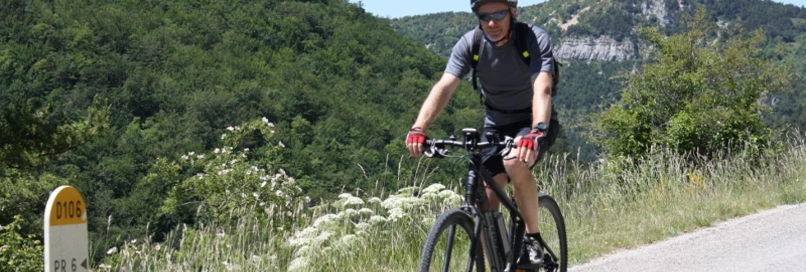 Location VTC à assistance électrique avec Vélo-Rando