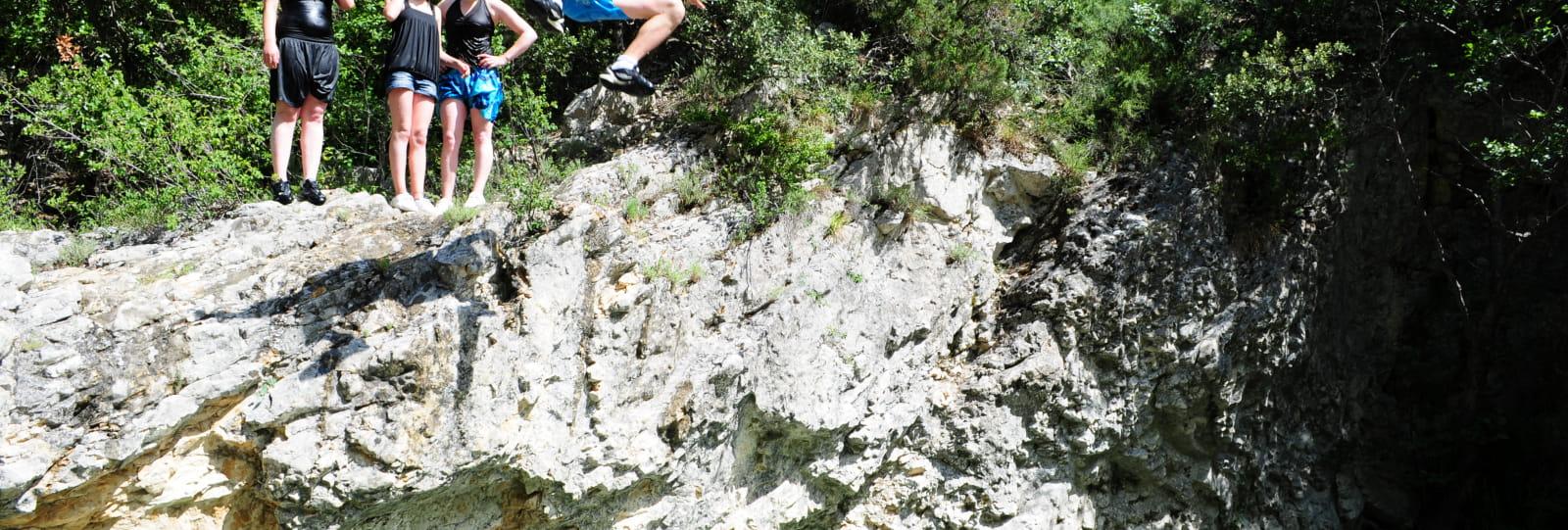 Canyoning (Baladez curieux)