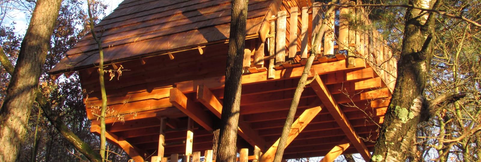 Les cabanes des Collines_Saint Donat