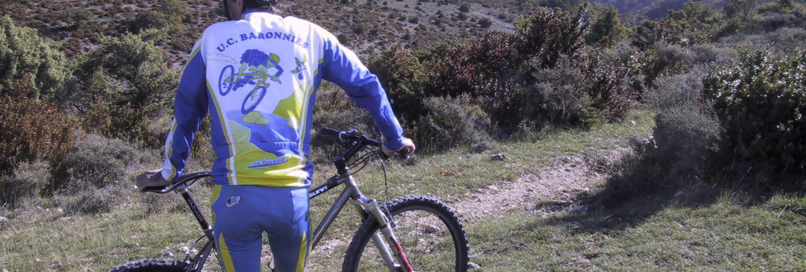 Sorties avec l'Union cycliste des Baronnies