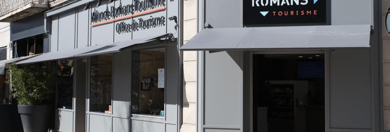 Valence Romans Tourisme: antenne de Valence