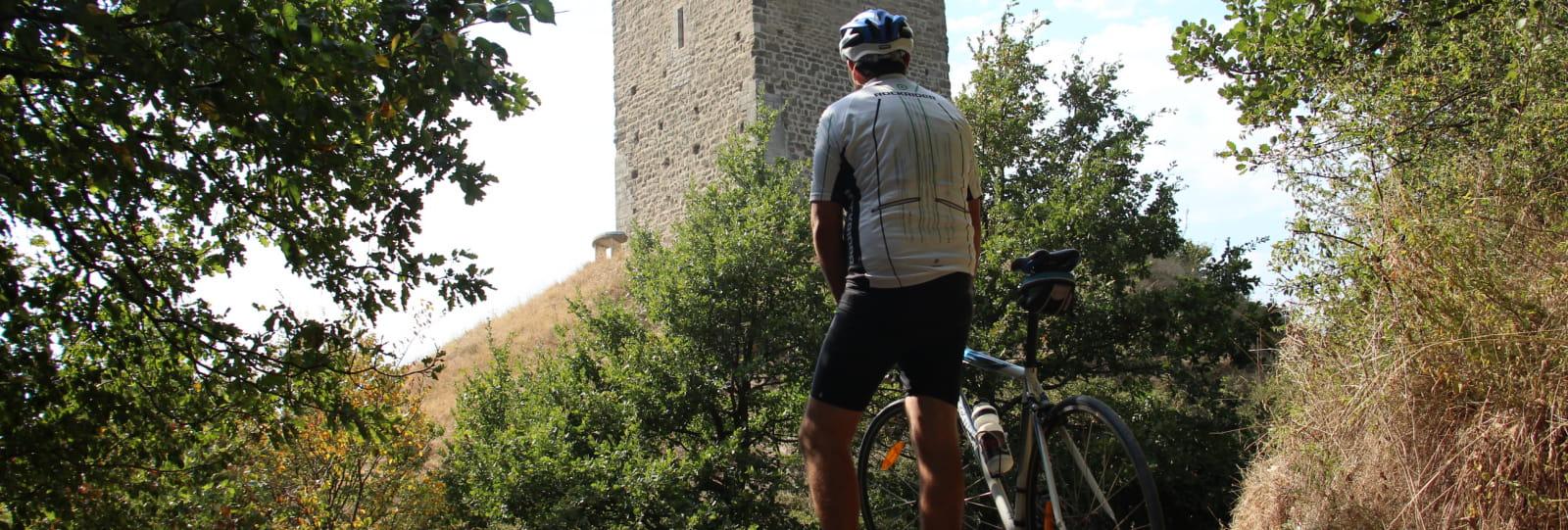 7 Autour de la tour d'Albon