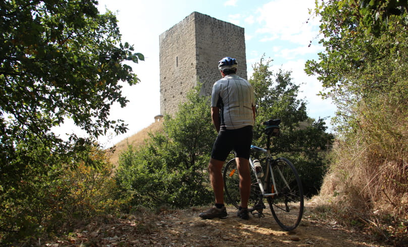 Circuit N° 7 'Autour de la Tour d'Albon'