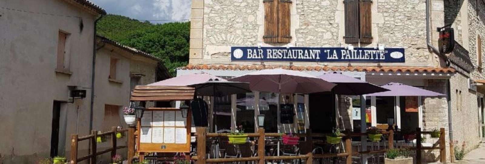 Restau bar la Paillette