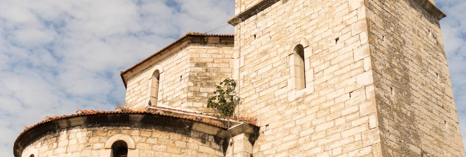 Le château et ses 4 tours