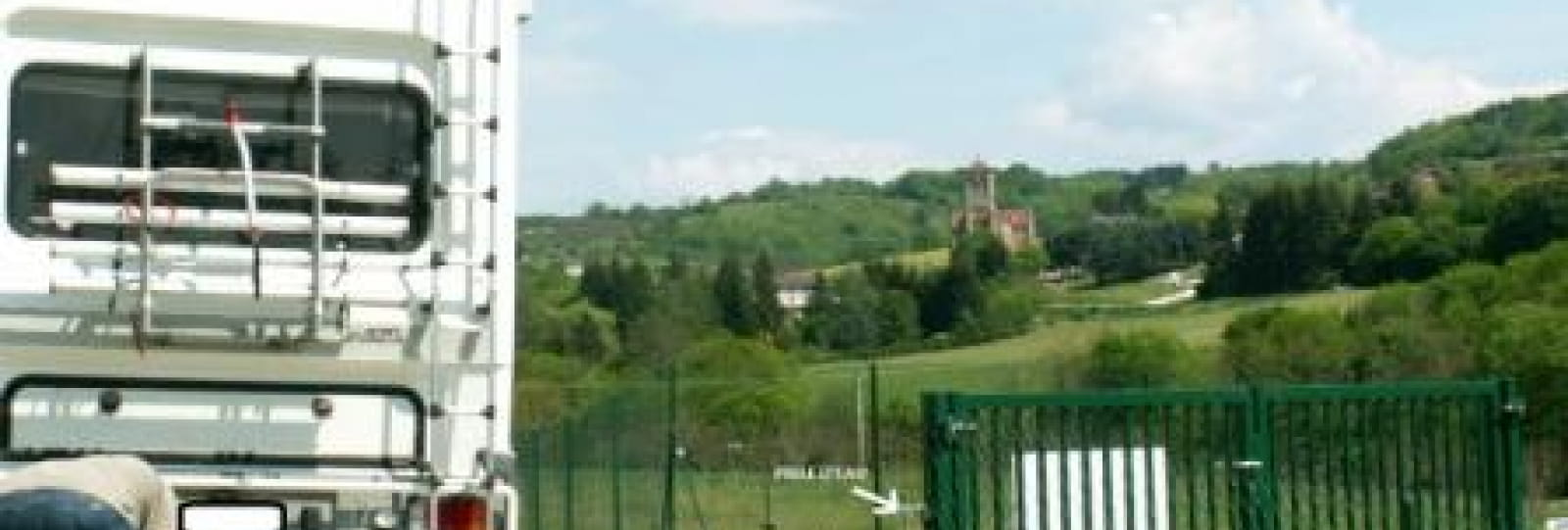 Aire Camping-Cars de Saint Bonnet de Valclérieux