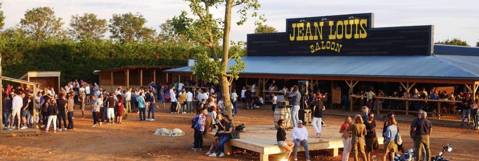 Le restaurant du Saloon de Jean Louis