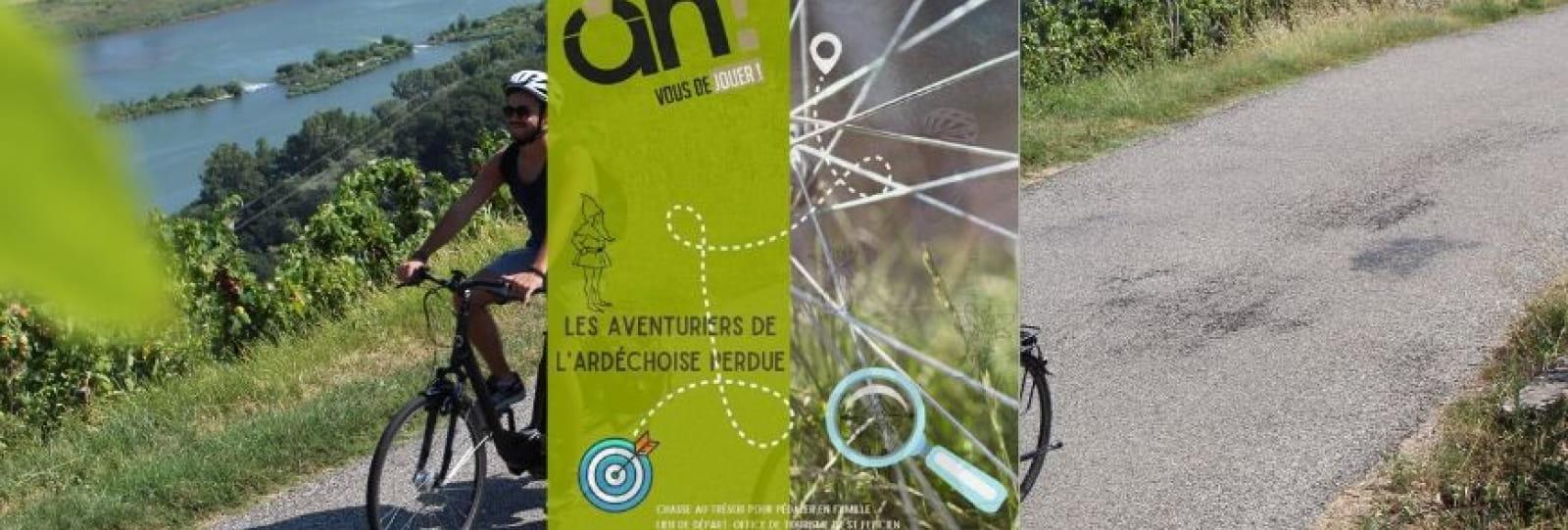 Chasse au trésor 'les aventuriers de l'Ardéchoise perdue'_Saint Félicien_Ardèche Hermitage Tourisme