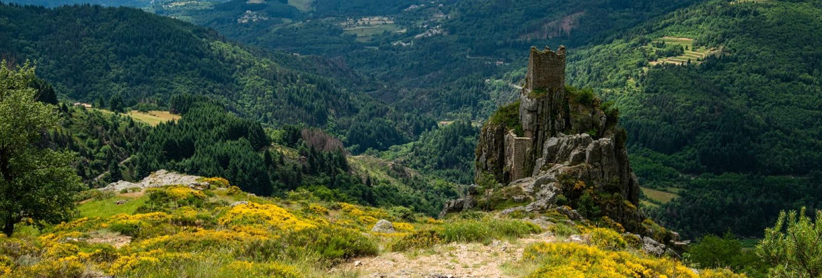 Circuit Emerveillés par l'Ardèche