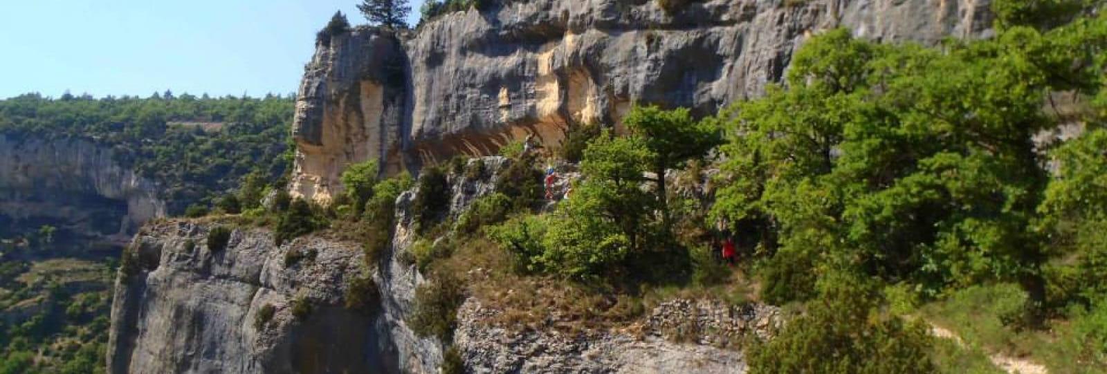 A la découverte des gorges de la Nesque (Baladez curieux)