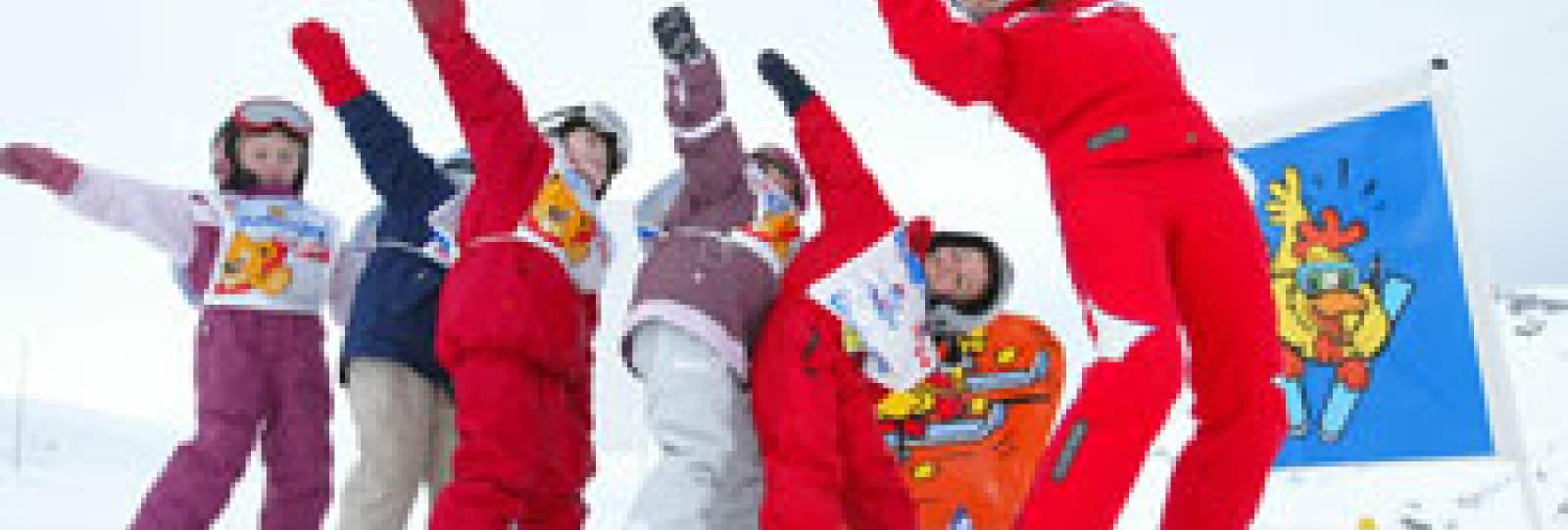 Cours de ski avec l'ESF de Font d' Urle