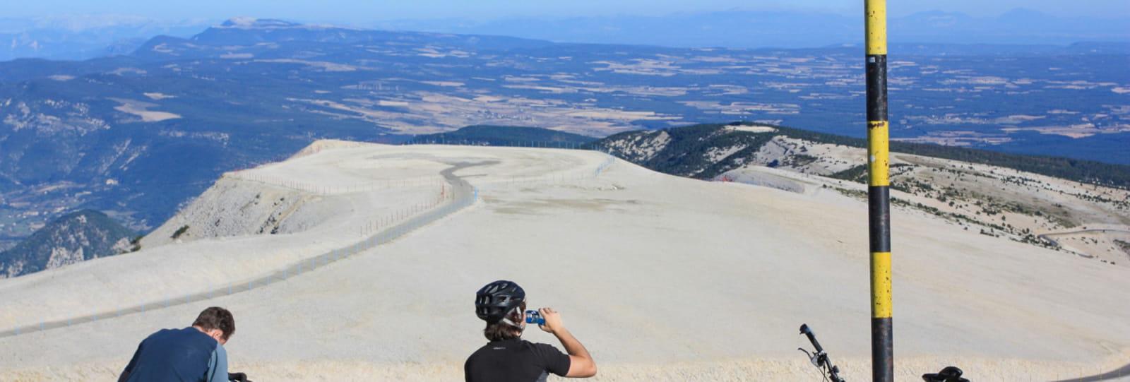 Quelques jours en Drôme provençale avant l'ascension du Mont Ventoux